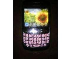 SE VENDE BLACKBERRY CURVE 8520