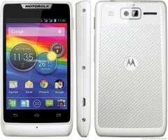 Celular Motorola RAZR D1 NUEVO, sin uso. Android 4.1 JellyBean.