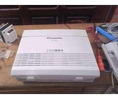 Venta de Centrales Telefónicas Panasonic