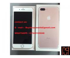 apple iphone 7 32gb por  $450usd / apple iphone 7 plus 32gb por  $480usd