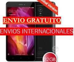 Xiaomi Redmi Note 4x 3gb Ram 32g+ ACCESORIOS, Región Metropolitana