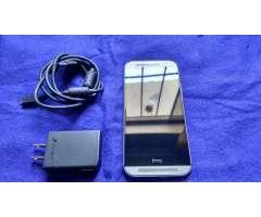 Htc One M8 32gb 4glte Libre Fab Microsd
