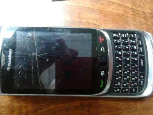 Blackberry tourh 9810