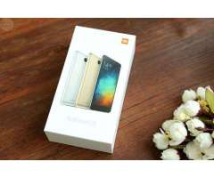 Xiaomi redmi note 3 pro nuevo