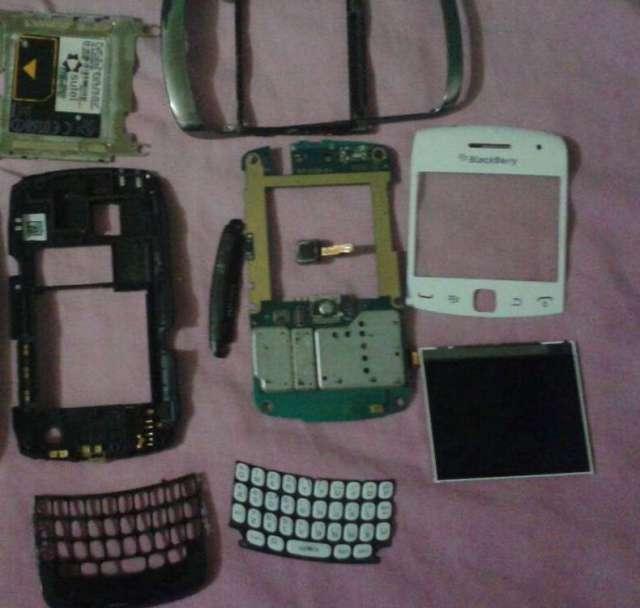 blackberry 9360 tarjeta buena esta completo