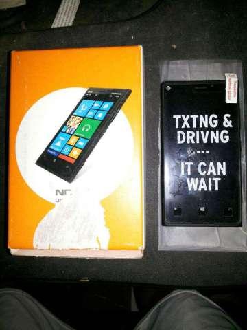 Vendo Nokia Lumia 920 Liberado