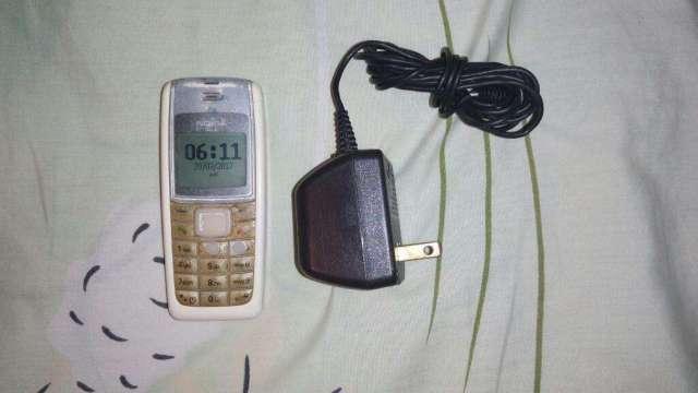 Vendo Teléfono Nokia1112