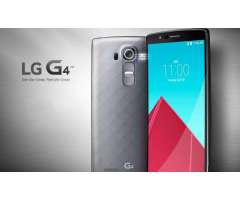 LG G4 TOTALMENTE NUEVO, GAMA MUY ALTA, LIBRE, GARANTIA, PANTALLA 2K, 32 GB, 3 EN RAM, CAMARA DE 16 C