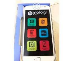 Moto G4 plus dual sim