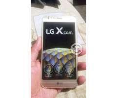 Lg X Cam como Nuevo
