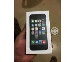 Iphone 5s de 16