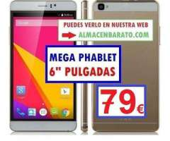Movil tablet note 6   envio canarias 24h