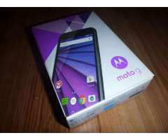 Motorola Xt1542 3era Generacion