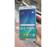 Samsung Note 5 Gold