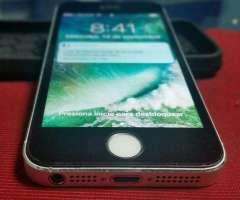 Iphone 5s 4g LTE de 32gb