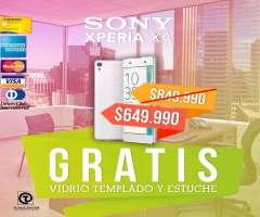 Sony Xperia XA 4g Lte,GRATIS Estuche y Vidrio templado,Nuevo,Libre,Garantía,Factura.Iphone 5s