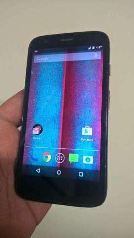Motorola Moto G libre de fabrica. Sin riesgos de bloqueo.