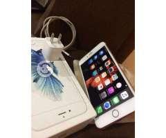 IPhone 6s Plus de 64 gb libre