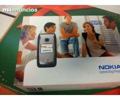 Nokia 6125  nuevo y libre