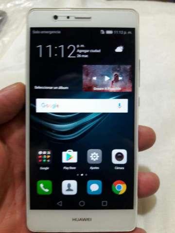 Huawei P9 Lite Dorado Nuevo 16gb Huella