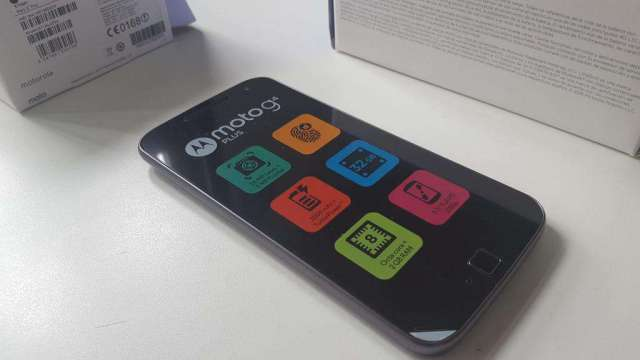 Motorola Moto G4 Plus 32gb Nuevos Libres Originales Garantía!!!