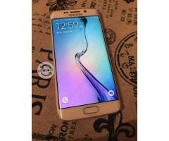 Samsung galaxy s6 Edge blanco libre