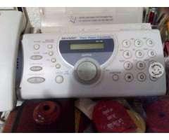 Fax marca sharp