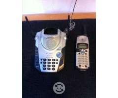 Telefono inalambrico Panasonic 2.4 GHZ mod. KX-TG2