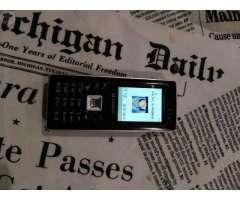 Telefono movil Sharp 550sh