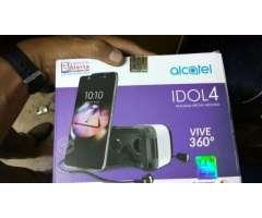 Vendo celular ALCATEL IDOL 4 + VR y audifonos, IX Araucanía