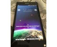 Vendo Sony Z1 Tv Libre 4glte