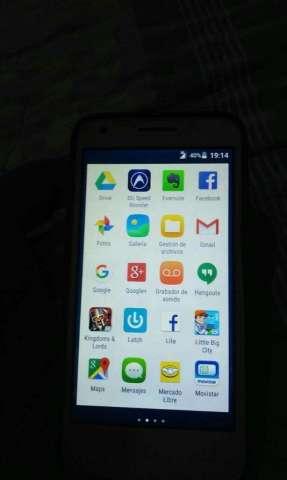 Solo Vendo Alcatel Pixi 3 4.5 Lte Libre