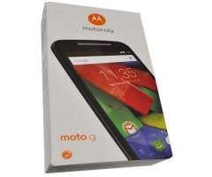 Celular Moto G 2da Gen XT 1072 4G LTE