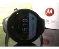 Increible Smartwatch Moto 360 Sport, Región Metropolitana