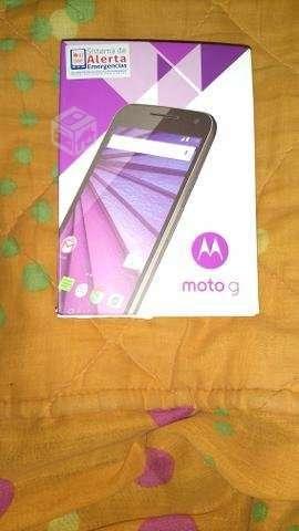 Motorola g3 nuevo , VII Maule