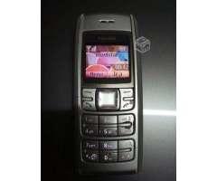 Nokia 1600 color, VIII Biobío