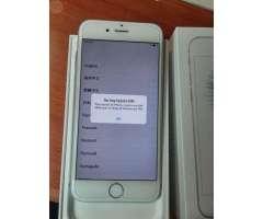 Iphone 6 S   16Gb color plata