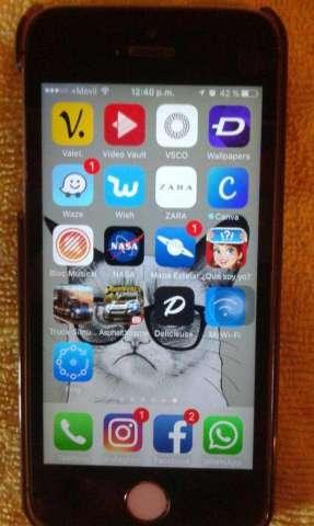 iPhone 5S Cambio O Vendo 190