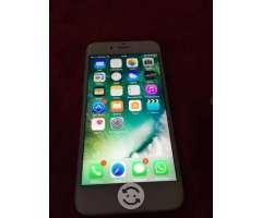 IPhone 6s Silver Libre de Fabrica 100/100