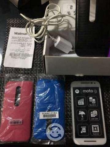 Moto g 3 Dual sim 16 gb