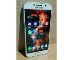 Samsung S6 32gb 3gb Nitido 9.5