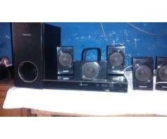 Teatro 10 D 10 Panasonic