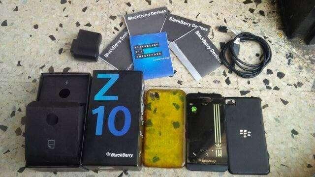 Blackberry Z10 Movistar H Legal con todo
