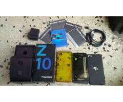 Blackberry Z10 Movistar H Legal con todo