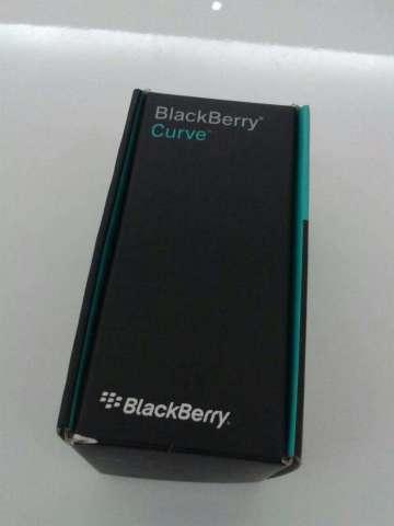 Caja Vacía de Blackberry