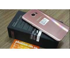 Samsung S7 edge de 32 GB ROSE GOLD/ORO ROSA NUEVO DE PAQUETE