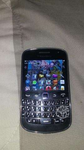 Blackberry bold, XIV Los Ríos
