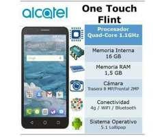 Alcatel One Flint 4g Android 5.1 16gb