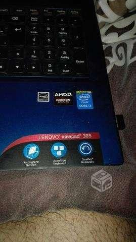 Notebook lenovo intel core i3 1TB / 4GB ram, Región Metropolitana
