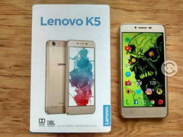 Lenovo Vibe K5, dual sim, ticket de compra